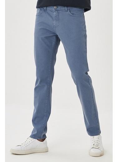 Altınyıldız Classics 360 Derece Her Yöne Esneyen Rahat Slim Fit Pantolon 4A0121200002 İndigo